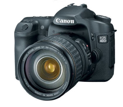 Canon EOS 40D - Complete Review - A hand's on assessment of