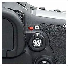 Canon EOS 7D - Live View and Video - Full