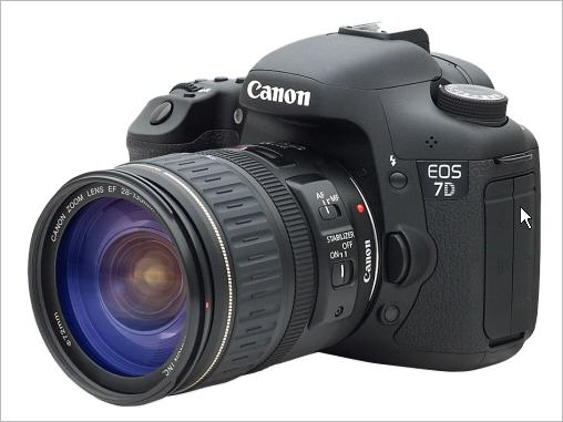 "Canon EOS 7D - Full ""hands on"" Review"