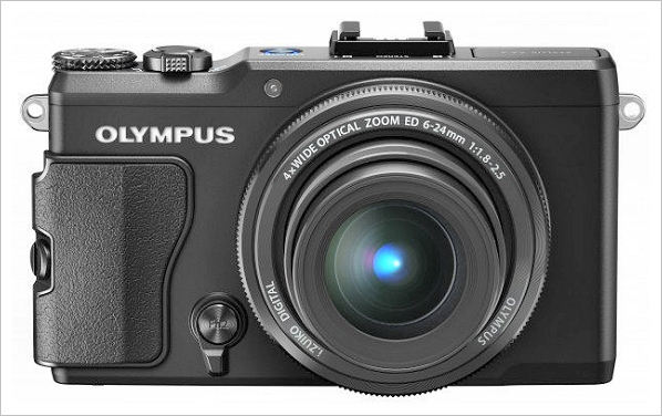 Olympus XZ-2 iHS Review
