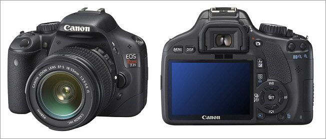 how to change apeture on canon t21