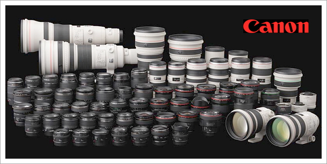 The Canon Eos Lens Database Bob Atkins Photography