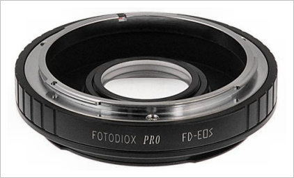 Lens Mount Adapter Ring,Professional Manual Control Lens Adapter,Lens Adapter Ring for Tamron Lenses,for Canon EOS Digital SLR Cameras and Film SLR Cameras