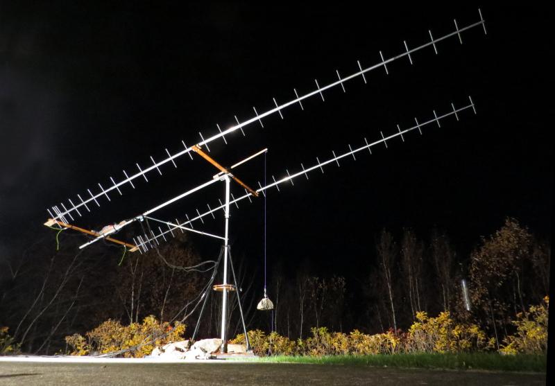 KA1GT 432 EME system